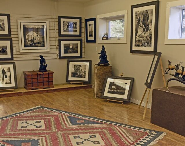 The Garside Art Gallery and Studio