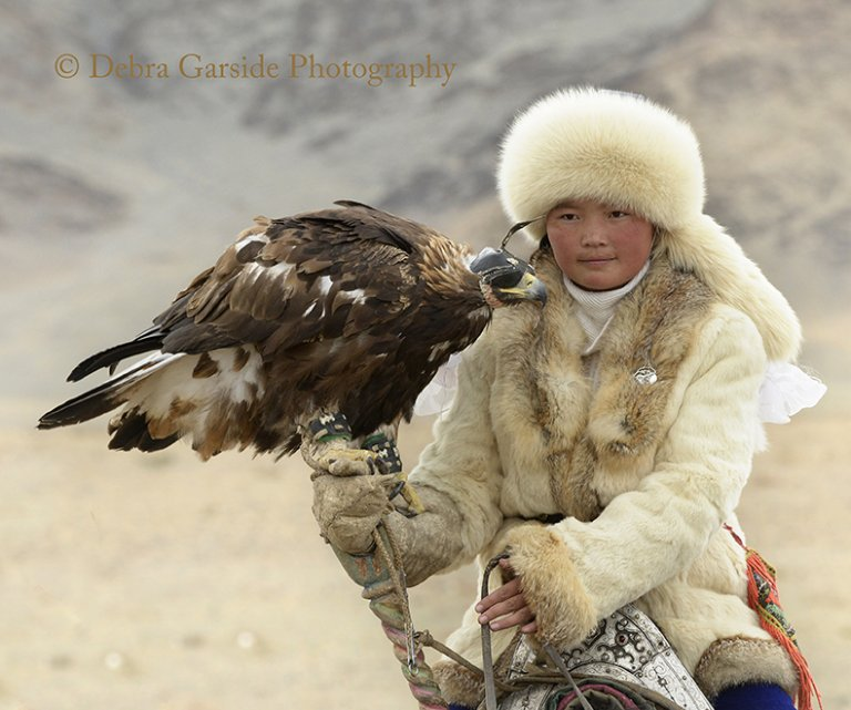 Eagle Huntress 3
