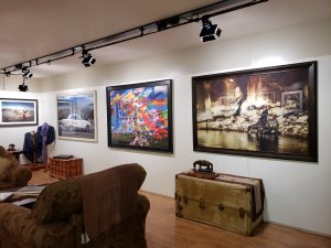 Garside Art Gallery & Studio