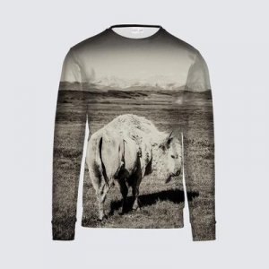 White Buffalo Sweatshirt