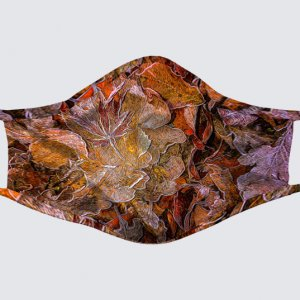Autumn Leaves Mask