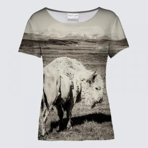 White Buffalo Mens T-shirt